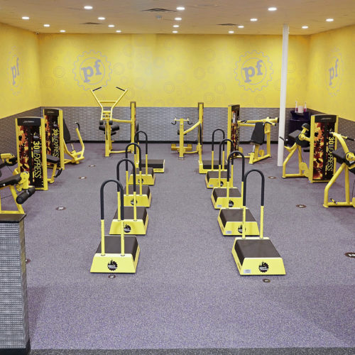 Planet Fitness Real Estate Photography Tk Images